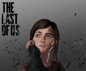 Ellie (The Last of Us) by Blazten