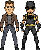 Smallville's Batman v.3 by MicroManED