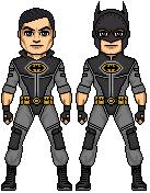Smallville's Batman v.4 by MicroManED