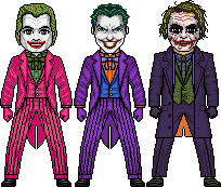 The Jokers by MicroManED