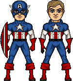 1990 Captain America by MicroManED