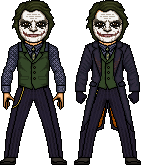 The Joker by MicroManED