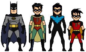 Batman TAS by MicroManED