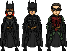 The Gotham Knights by MicroManED