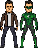 Green Lantern Movie by MicroManED