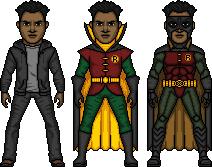 Burton's Robin by MicroManED