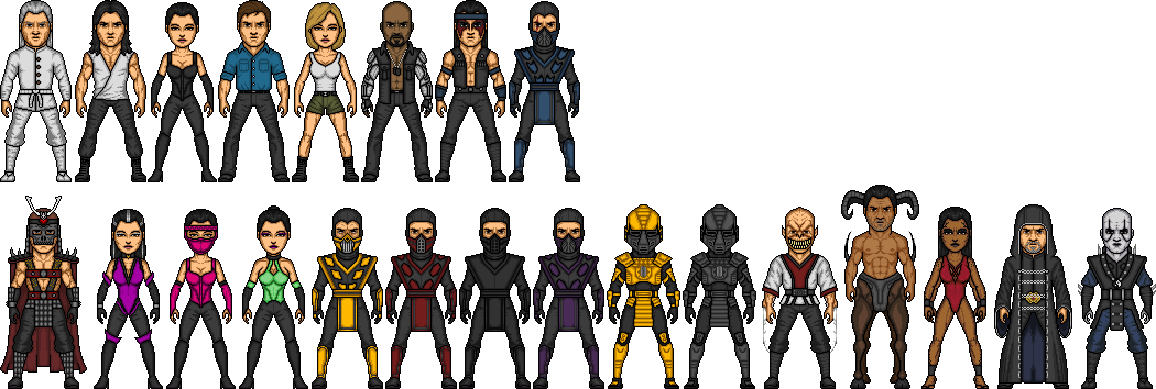 Mortal Kombat: Annihilation by MicroManED on DeviantArt