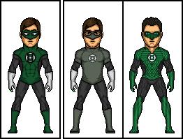 Comic 2 Film: Green Lantern by MicroManED