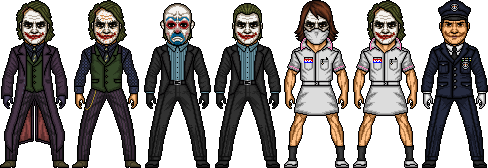 The Joker (Nolanverse) by MicroManED