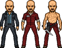 Victor Zsasz (Nolanverse) by MicroManED