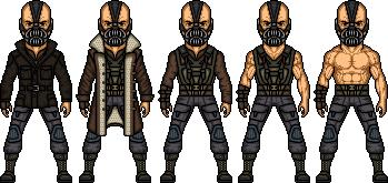 Bane (Nolanverse) by MicroManED