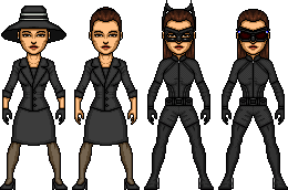 Catwoman (Nolanverse) by MicroManED