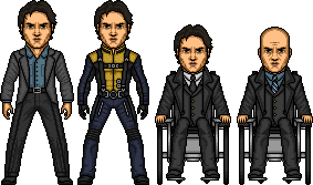 Professor X by MicroManED