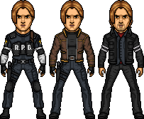 Leon S. Kennedy by MicroManED