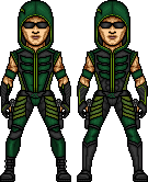 Green Arrow (Smallville) by MicroManED