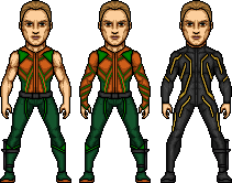 Aquaman (Smallville) by MicroManED