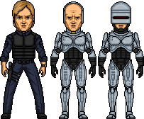 Robocop by MicroManED