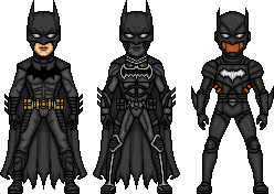 The Batman (Smallville) by MicroManED