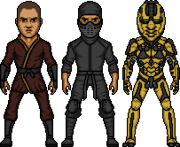 Cyrax (Legacy) by MicroManED