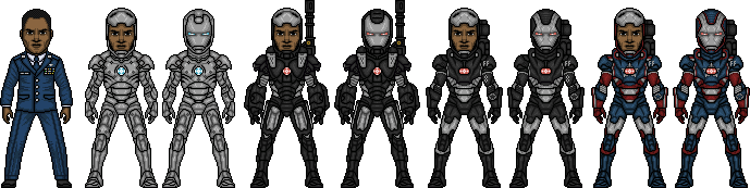 War Machine by MicroManED