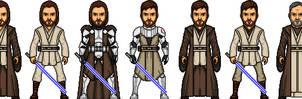 Obi-Wan Kenobi by MicroManED
