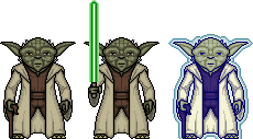 Yoda by MicroManED