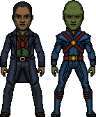 Martian Manhunter (Smallville) by MicroManED