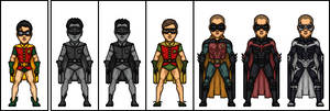 Comic 2 Film: Robin