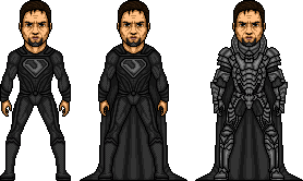 General Zod (Man of Steel) by MicroManED