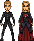 Kara (Man of Steel) by MicroManED