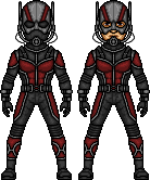 Ant-Man by MicroManED