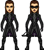 Huntress by MicroManED