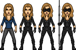 Black Canary by MicroManED