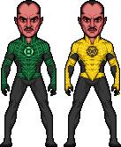 Sinestro (GL Movie) by MicroManED