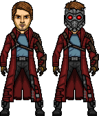 Star-Lord by MicroManED