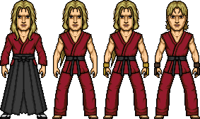 Ken (Assassin's Fist) by MicroManED