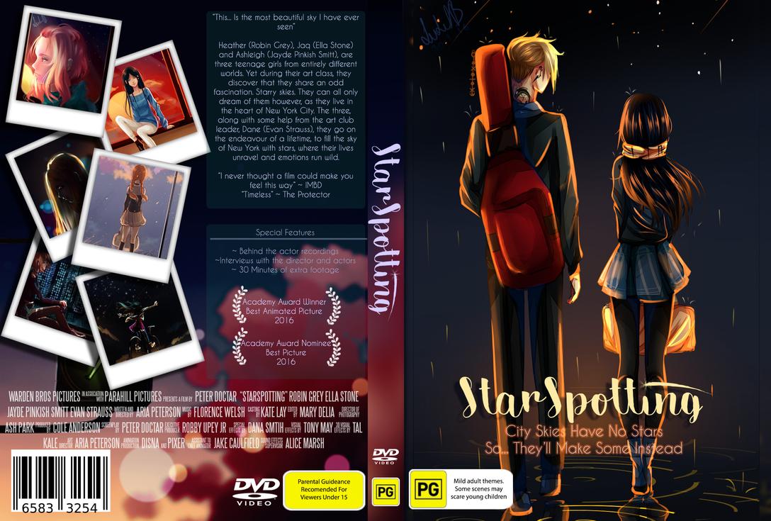 Starspotting- DVD cover by Blackstar2705