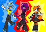 Team Xtreme: Sav Sparkz Samara