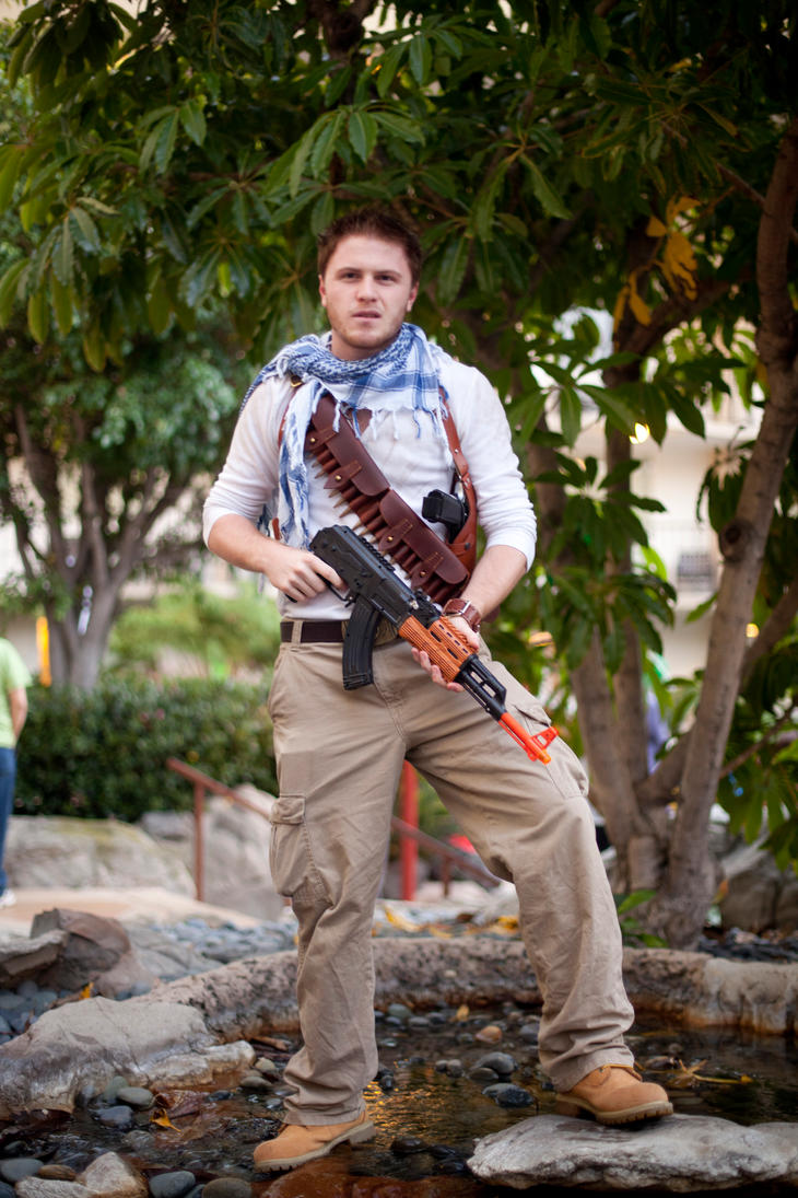 Uncharted Cosplay Welcome To The Jungle 2 By Stormwolf92