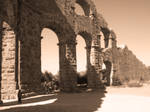 Aqueducts with countryman