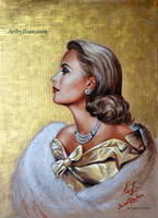 GRACE KELLY OF MONACO by ILIAN RACHOV
