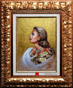 GRACE KELLY OF MONACO by ILIAN RACHOV