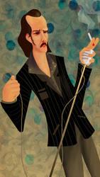 Nick Cave by CeyhunSen