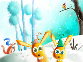 Winter by CeyhunSen