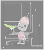 RAM the robot by nekofoot