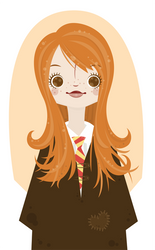 Ginny Wheezy by nekofoot