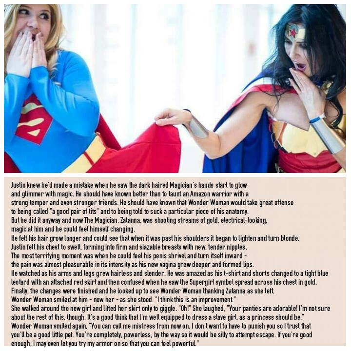 Superhero erotic stories supergirl jesus think