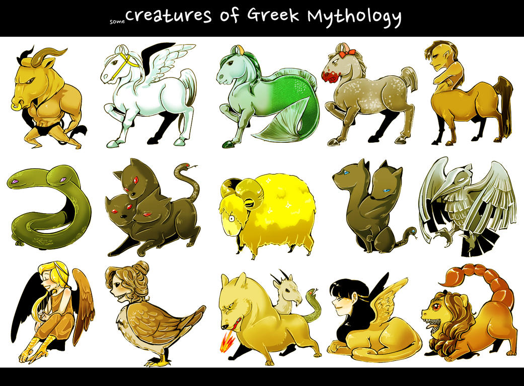 creation myth and greek myth Is the genesis account of creation a well-told myth, a sly story with a theological twist, or true history that demolishes all alternatives.