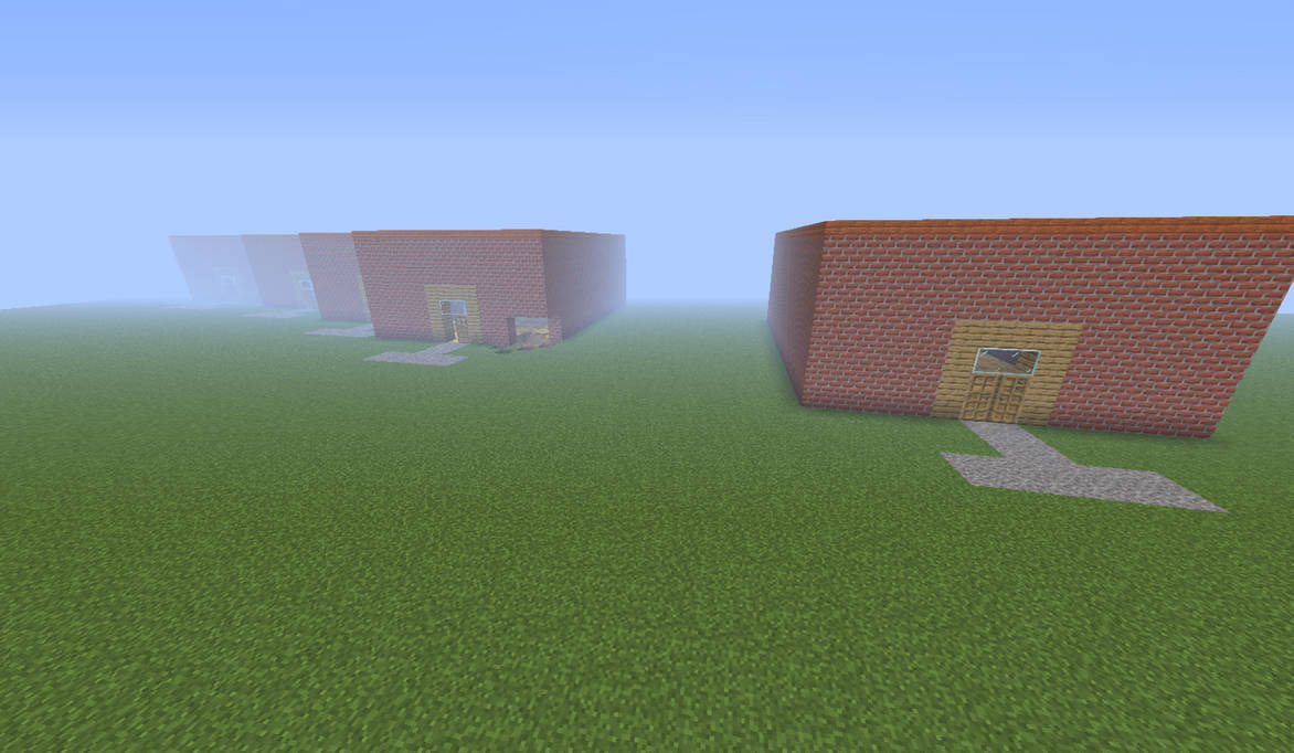 Structure generated in the game a few times.