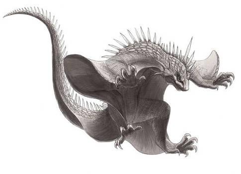 Titanus Varan  Bio